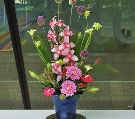 Fleurs-amanda-Surrey-Corporate-Flowers-Orchids
