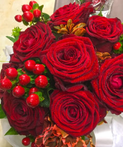 Fleurs-amanda-Surrey-Valentine's-day-Red-Roses-5